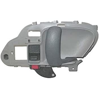Amazon.com: 1995 1996 1997 1998 1999 Chevrolet Pickup GRAY LH ...