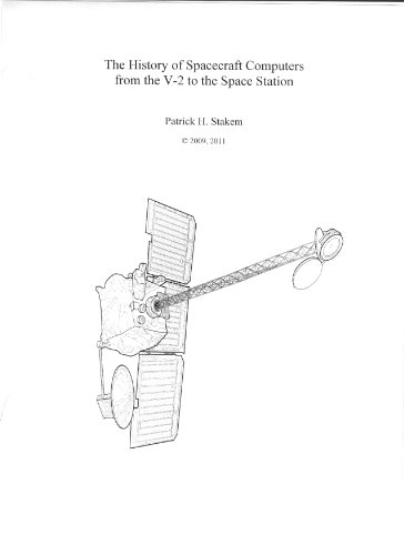 Amazon Com The History Of Spacecraft Computers From The V 2 To The