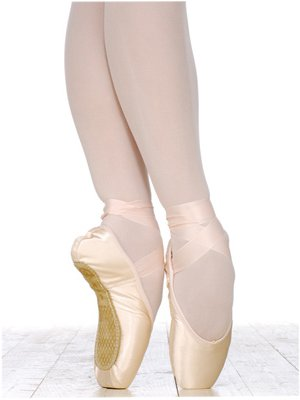 """Adult """"2007"""" Pointe Shoes,2007, Hard Shank"""