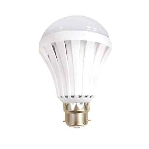 Litake Plastic Automatic Charging Emergency Bulb Lamp (Cool Daylight)