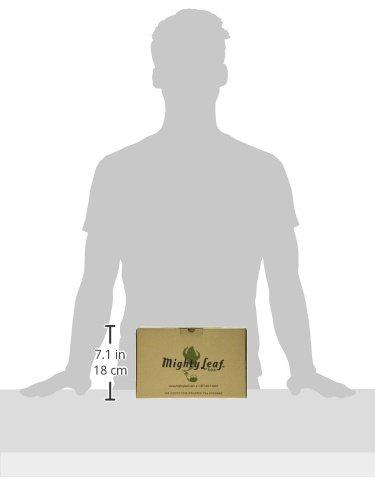 Mighty Leaf Vanilla Bean Tea, 100 Tea Pouches by Mighty Leaf Tea (Image #3)