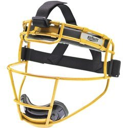 Schutt Sports Adult Faceguard Varsity Softball Fielders Guard, - Face Schutt Mask