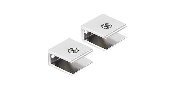 Cobra Shelf Support Clamp Design for 4-10 mm Glass Shelves Plug in