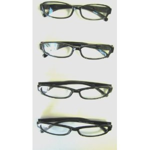Tuff Plastic Frame 4-Pak Readers- Keep A Spare Pair Everywhere! 3.75 Strength, by American Reading - Order Glasses Reading