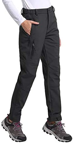 Baleaf Fleece Lined Water Resistant Windproof Insulated product image