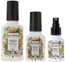 Poo Pourri 3 Piece Bathroom Deodorizer Set 2014 Version Larger Size Health