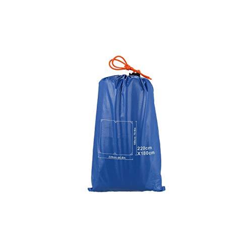 Waterproof Beach Mat,Outdoor Blanket Portable Picnic Mat,Camping Baby Climb Ground Mats 2.2 1.8M / 2.2 1.5M,Blue,150cm (Best Mattress Reviews Canada)