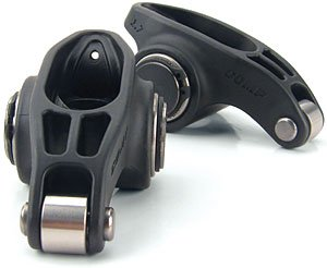 Set Roller Rocker - COMP Cams 1602-8 Ultra Pro Magnum Roller Rocker Arm with 1.6 Ratio and 3/8