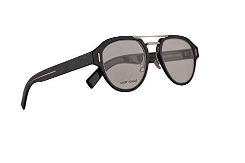 Christian Dior Homme DiorFractionO5 Eyeglasses 49-22-150 Black w/Demo Clear Lens 807 FractionO5