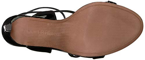 BCBGMAXAZRIA Black Amilia Dress Women's Sandal Heeled Patent AZCqFwAB