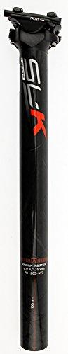 FSA SL-K SB0 Bike Seatpost 31.6mm X 350mm Carbon Black Red K SP-RK-265-MTC NEW Fsa Fiber Saddle