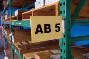 Aigner Index, Inc., Warehouse Aisle Sign Kit, Hwsk-1Y, Product No.: Snap-On W/Yellow Card Stock., Description: 1, Wsk-1Y
