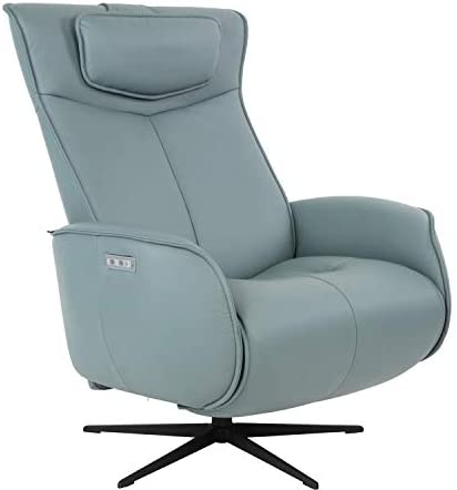 Cheap Fjords Axel Large Dual Motion Concealed Footrest Power Relaxer Recliner Chair living room chair for sale
