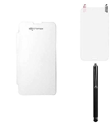buy popular 79cb5 f3952 Discounts Bazar Flip Cover For Micromax Canvas Doodle 3: Amazon.in ...