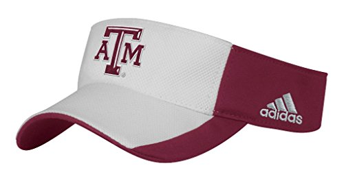 Texas A&M Aggies Adidas NCAA Performance Adjustable Visor