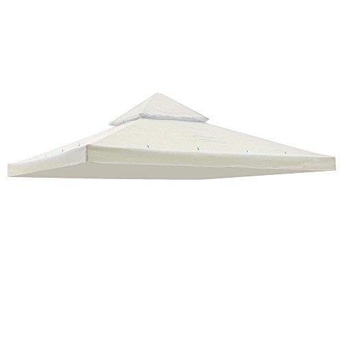Yescom 12x12' Gazebo Patio Canopy Top Replacement 2 Tier ...