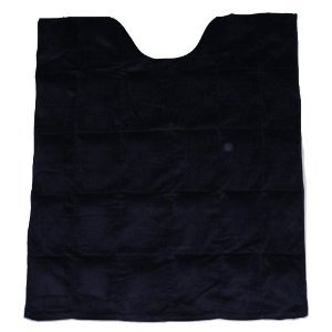"""Weighted Blanket Medium Navy Blue 12 lbs 42"""" x 54"""" by Unknown"""