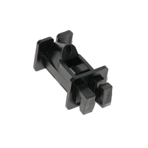 Fi-Shock IWNB-FS Slant Nail Insulator, Black (Fi Wire Aluminum Shock)