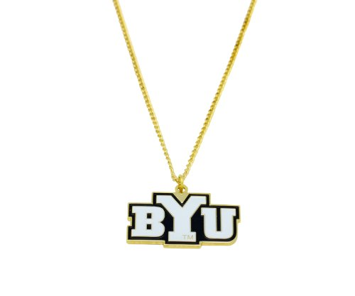 aminco NCAA BYU Cougars Team Logo Pendant