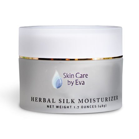 Light & Silky Herbal Silk Moisturizer 1.7 Oz - with Silk Amino acids Squalene and Vitamin E a superior yet light moisture barrier for sensationally smooth skin that looks and feels vibrant and healthy