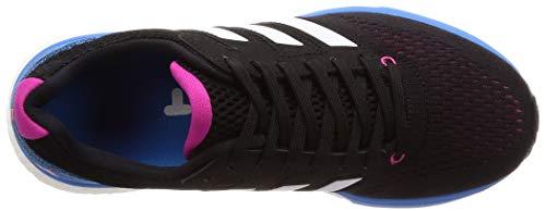 Zapatillas F18 White W Negro Boston 7 Magenta core Black Running Adizero real ftwr Mujer Para De Adidas SApIqHx