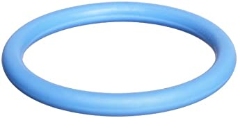 Fluorosilicone O-Ring, 70A Durometer, Round, Blue