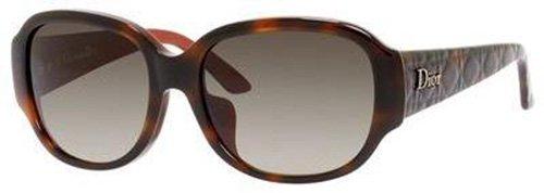 DIOR Sunglasses LADYIN 2/F/S 0EL5 Havana - Sunglasses Dior C