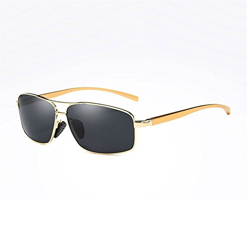 Antideslumbrante Motion Moda 2 Color Lentes HD Glasses Sol polarizadas TP Driving Gafas de 3 Polarizer qPUtvO