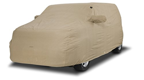 Covercraft Custom Fit Car Cover for Ford Expedition (Dustop Fabric, ()