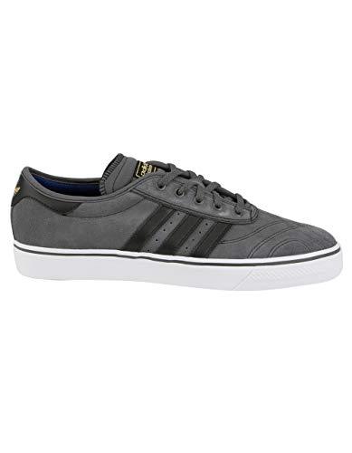 adidas Men's Adi-Ease Premiere Grey Five/Core Black/Footwear White 5 D US