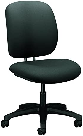 HON ComforTask Chair, Iron Ore CU19
