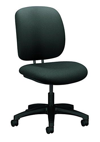 HON HON5901CU19T ComforTask Chair, Iron Ore CU19