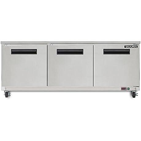 DUURA DLUR72 Undercounter Refrigerator Stainless Steel