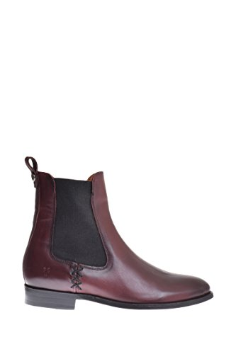 Frye Womens Melissa Chelsea Boot Wine