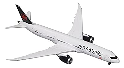 Gemini200 Air Canada B787-9 C-Frtg 1:200 Scale Model Airplane Die Cast Aircraft