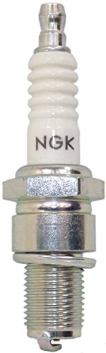 NGK (7734) Standard Spark Plugs - BPR5ES Qty. 1 (Forest Ribbed)