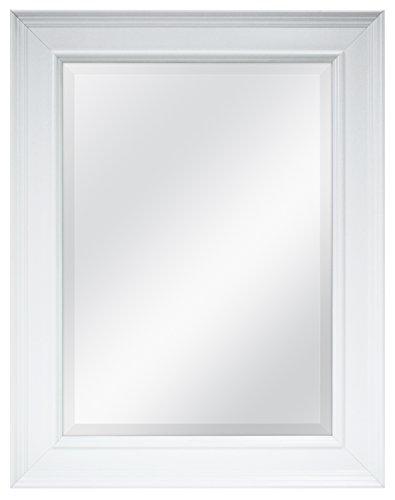 MCS Wall Mirror White