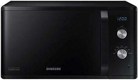 Micro-ondes Samsung MS23K3614AK Comptoir Comptoir, Micro-ondes uniquement, 23 L, 800 W, Rotatif, Noir