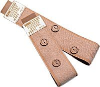 Fitz-All Fabric Leg Strap Kit W/Button - 1 Pack of - Fabric Kit Strap