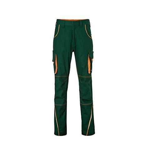 look funcionales calidad alta un detalles Verde con naranja deportivo oscuro de en Pantalones q6wfBCq
