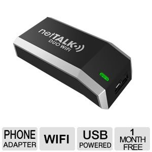 netTALK DUO WI-FI VoIP Gateway - DUO WIFI-WB