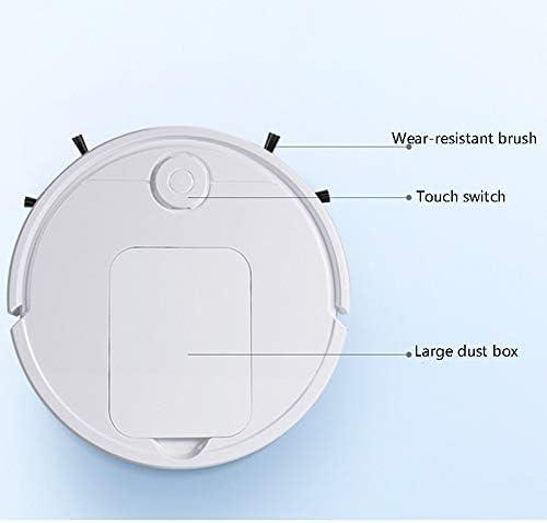 Robot Mop, Vide et Mop pour Le Nettoyage Sol, connectivité WiFi, Robot Aspirateur avec Plusieurs Modes de Nettoyage