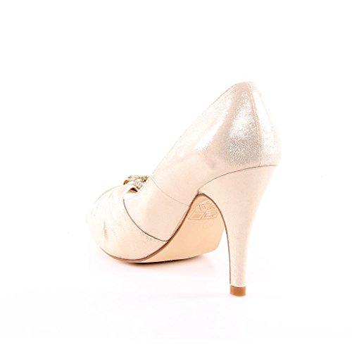Womens HIGH Heel Court HIGH Heel Shoes new Designer shoes Yellow - gold PeGBdHaJV9