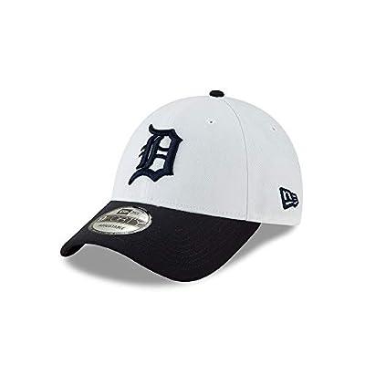 New Era Detroit Tigers The League White Front 9FORTY Adjustable Hat/Cap
