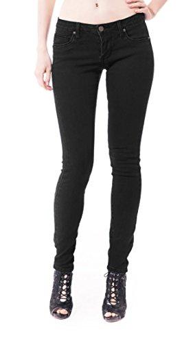 HyBrid & Company Womens Super Stretch Comfy Denim Skinny Jeans