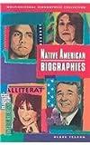 Native American Biographies, Globe-Fearon Staff, 0835906140