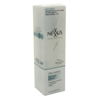 Nexxus Pro-Mend Split End Binding Leave-In Creme 4.8oz (2 Pack) (Nexxus Promend Split End Binding compare prices)