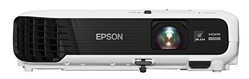 09. Epson VS345 WXGA 3LCD Projector Review
