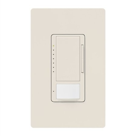 Lutron Deep Back Cover Maestro CL Occupancy Sensor and Dimmer Almond (MSCL-OP153MH-AL)