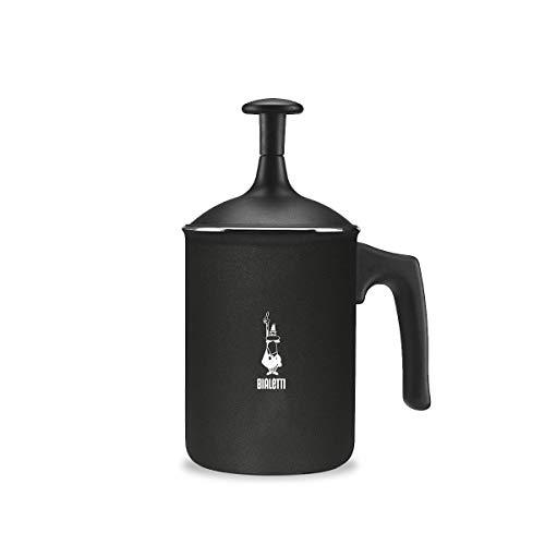 Bialetti' Tutto Crema Milk Frother for 6 Cups, Black, 30 x 20 x 15 cm